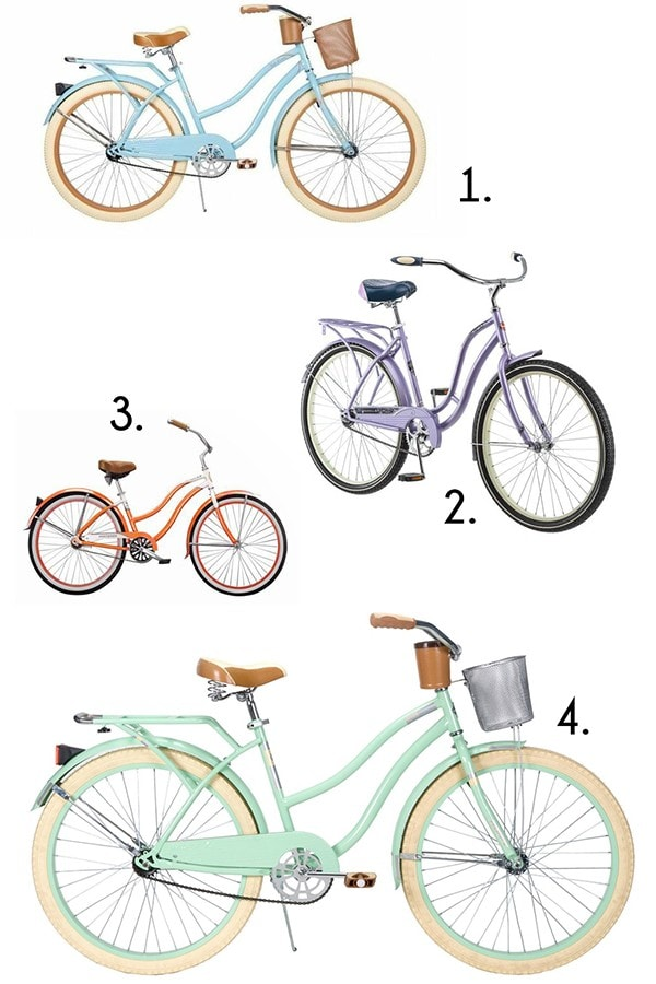 the best beach bikes