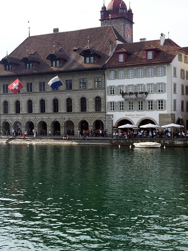 Rathaus Brauerei Luzern