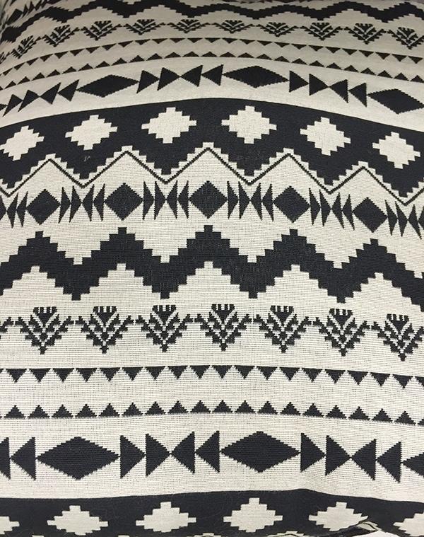Target Aztec pillow