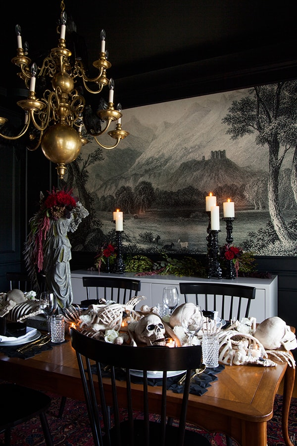Untraditional Fall Decorating Trend Cuckoo4design