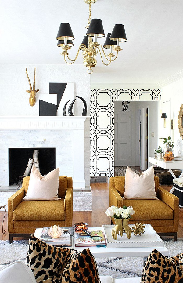Untraditional Fall Decorating