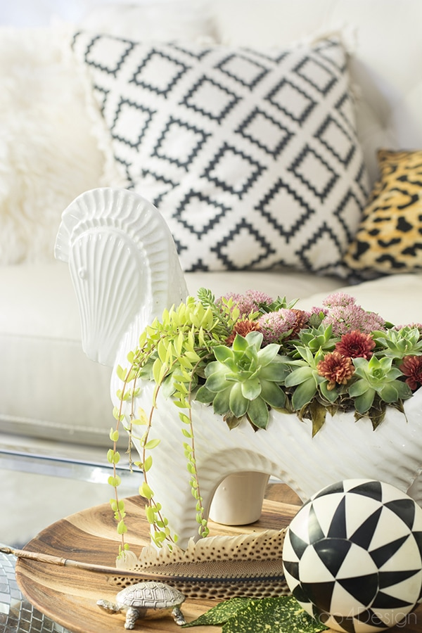 Neutral and Natural Fall Home Tour