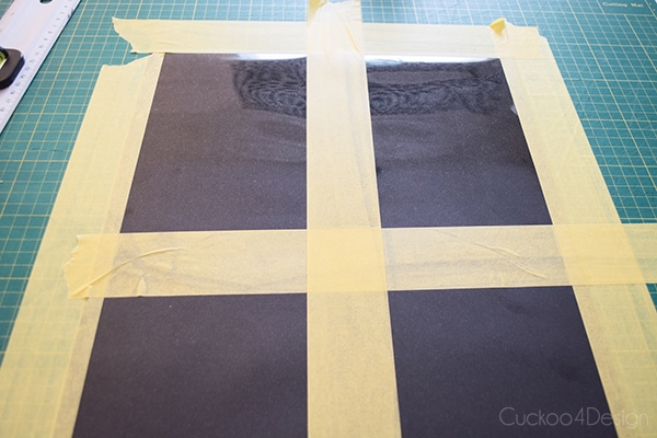 How_to_make_nosew_nopaint_DIY_Graphic_blackandwhite_curtains_Cuckoo4Design_6
