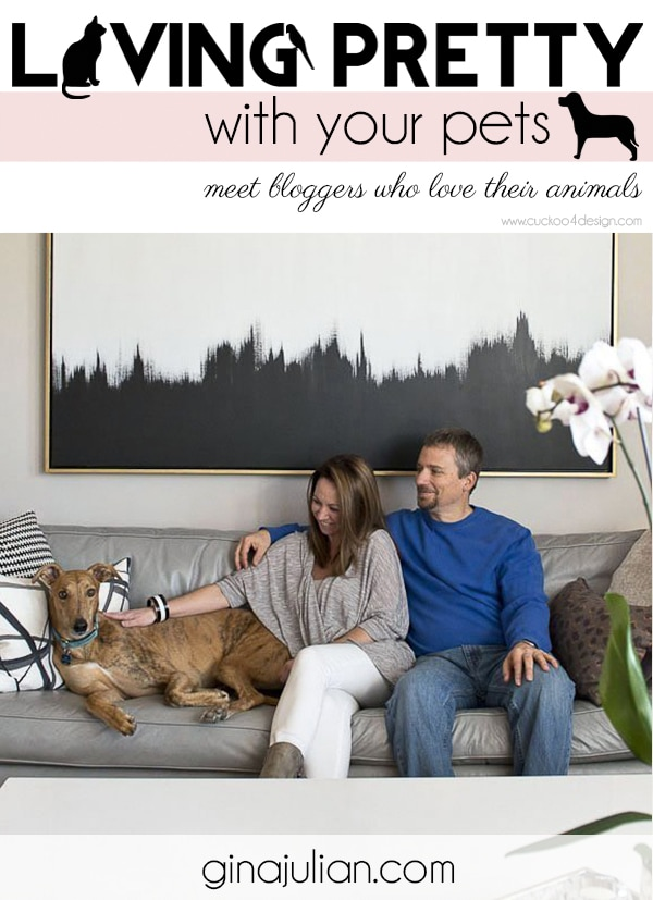 Living Pretty With Your Pets - Gina Julian