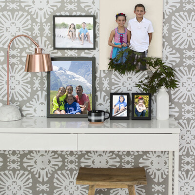 Decorating with photos