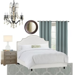 dream home look for less master bedroom - Cuckoo4Design