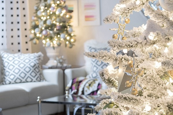 Christmas Blogger Stylin Home Tours