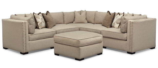 American Signature Furniture Koehler Athens Sectional