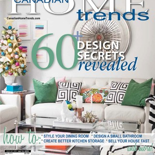 Canadian Home Trends Feature - Cuckoo4Design
