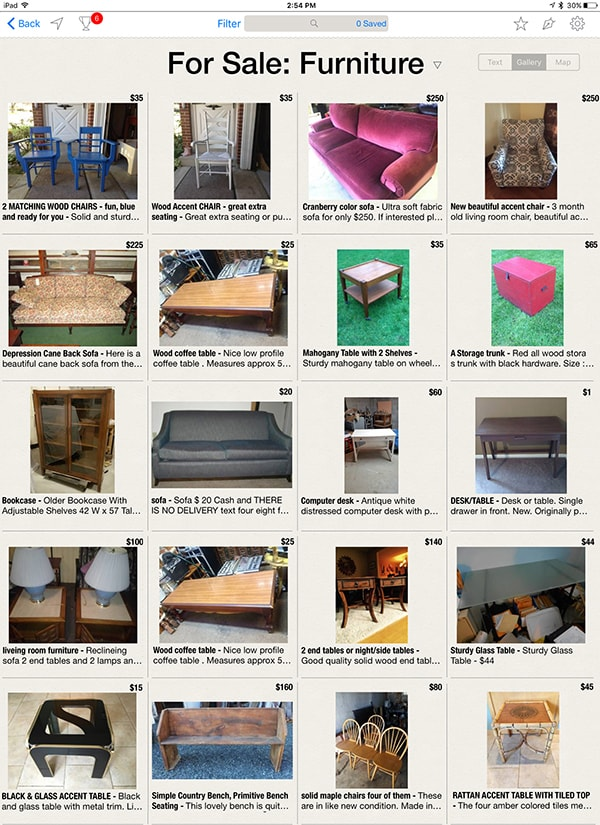 Craigslist shopping tips - Cuckoo4Design