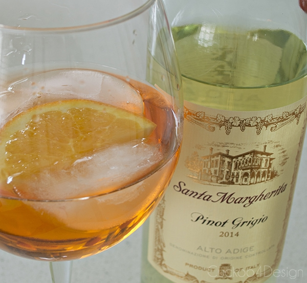 Aperol Spritz summer drink