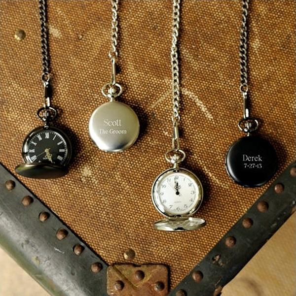 custom pocket watches