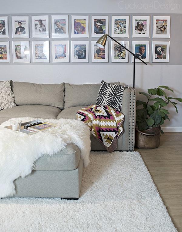 modern man-cave designHow to cut a sofa apart to fit it through a door