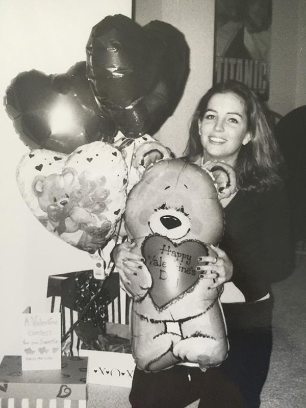 Valentine's Day 1998