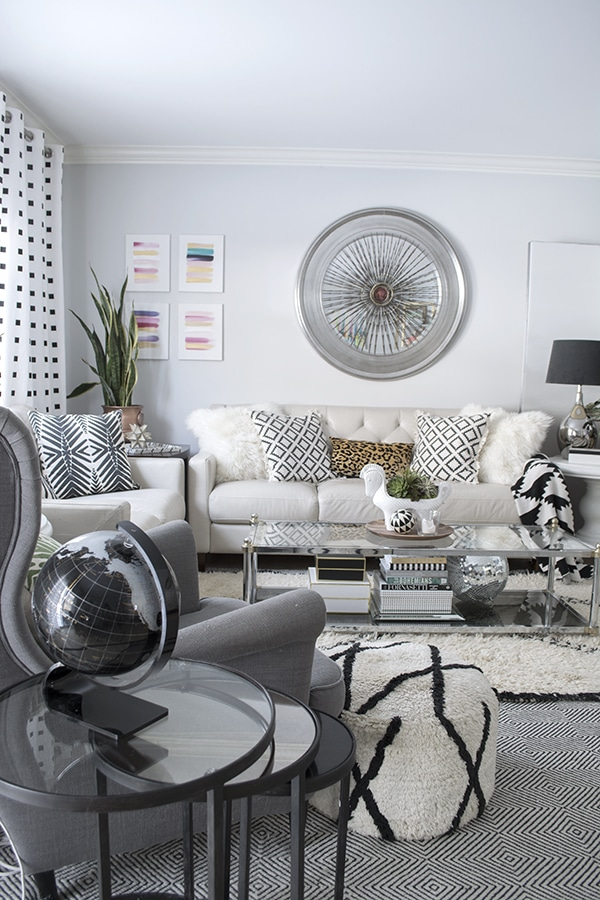 how to decorate on a very tight budget cuckoo4design