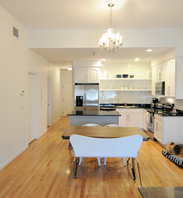 gorgeous kitchen after