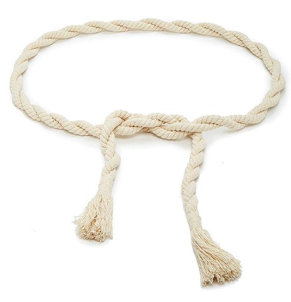 hassle rope belt