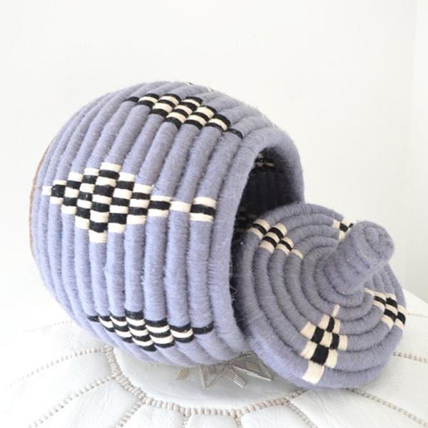 handmade Berber basket