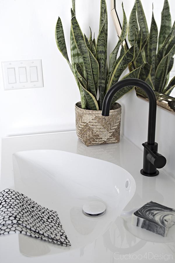 Modern Budget Bathroom Maekover
