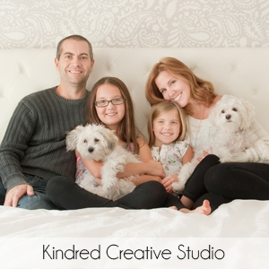 Living Pretty with Your Pets: Kindred Creative Studio