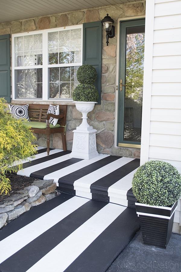 black_and_white_striped_concrete_porch_1