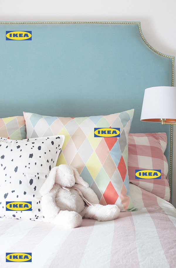 Ikea decorating ideas using pillows