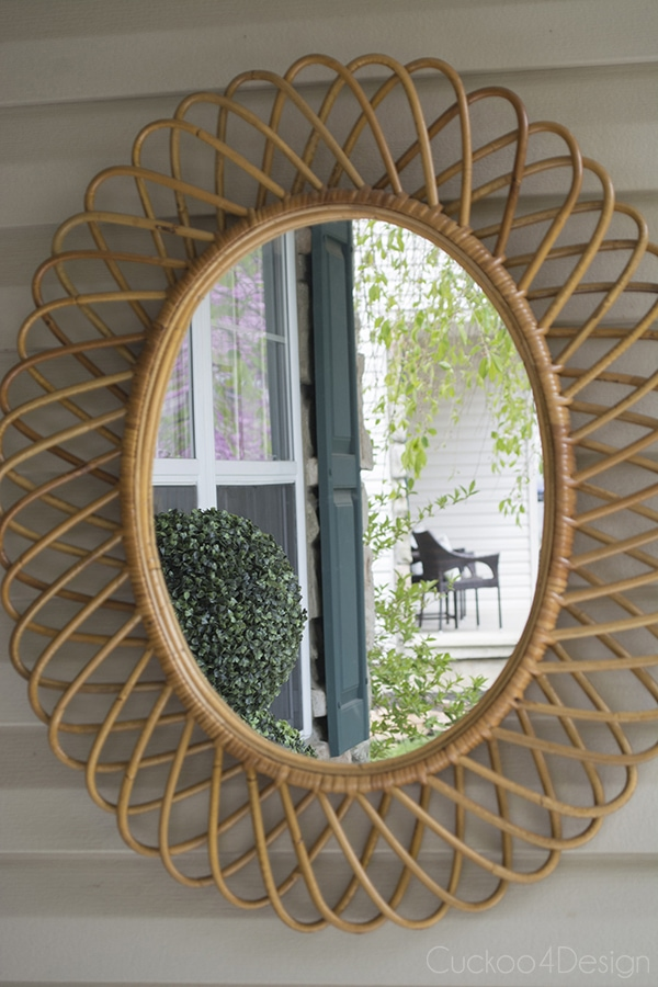 My 5 favorite Ways to Decorate an Outdoor Space