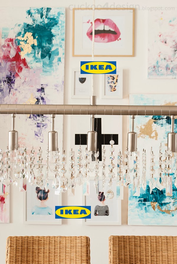 artwork Ikea decorating ideas