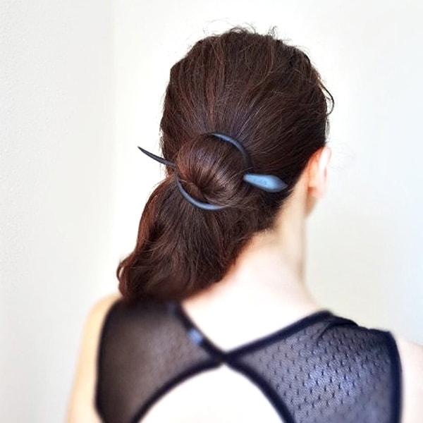 handmade hairpins