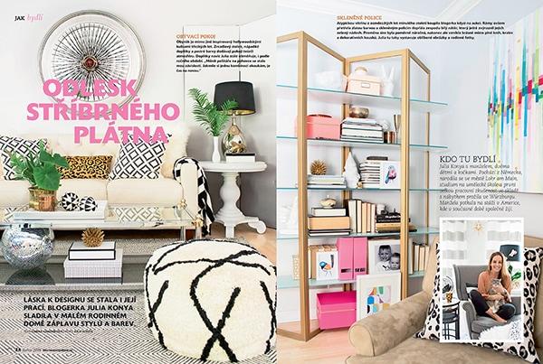 Czech Magazine feature