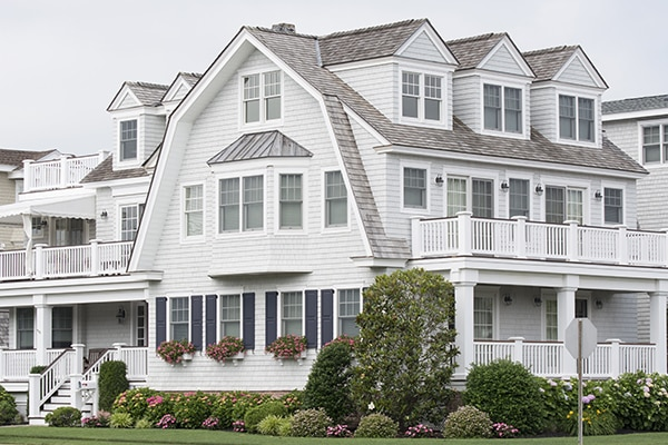 beautiful homes of Avalon NJ