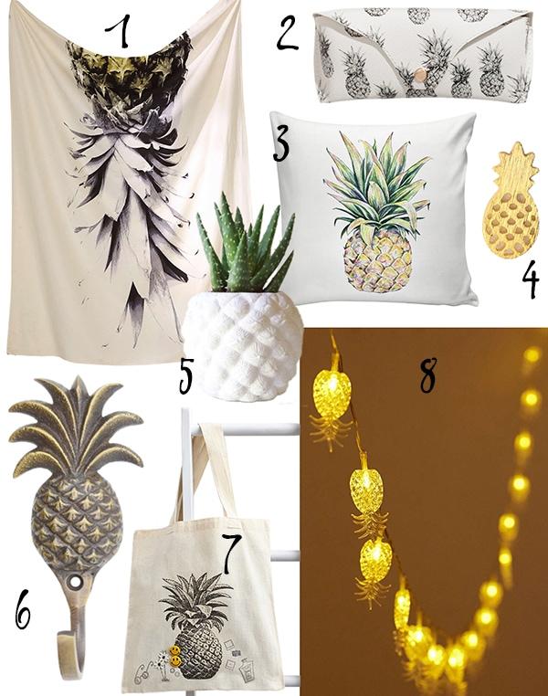 pineapple roundup