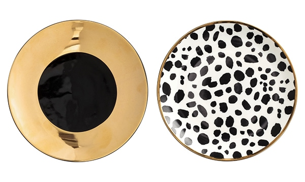 dotted_black_and_white_gold_and_black_plates