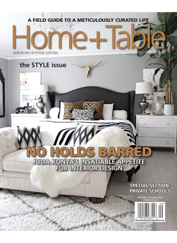 Home & Table Magazine