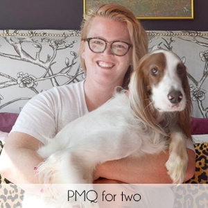Living Pretty with your pets - PMQ for two