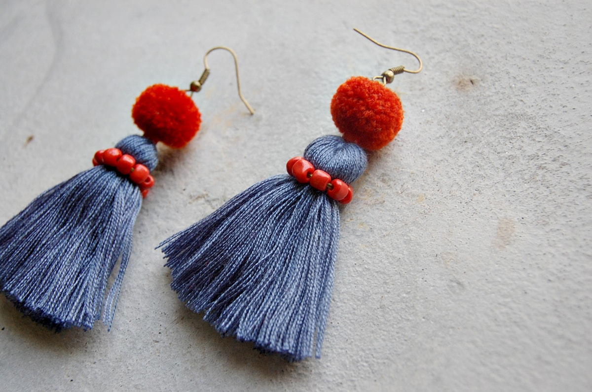 handmade_tassel_earrings