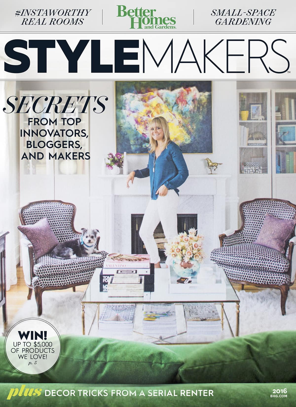 Better Homes and Gardens Stylemakers Issue 2016