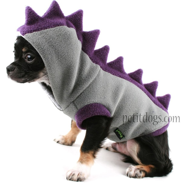 Dog Costume Dinosaur