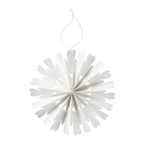 ikea_vinter-hanging-decoration-white