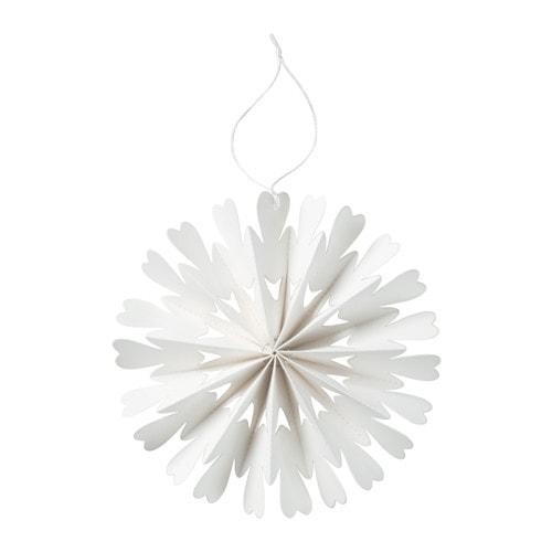 ikea_vinter-hanging-decoration-white