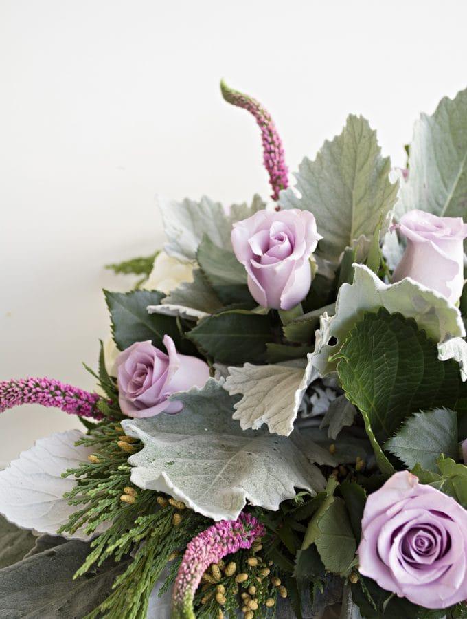 affordable flower arranging ideas