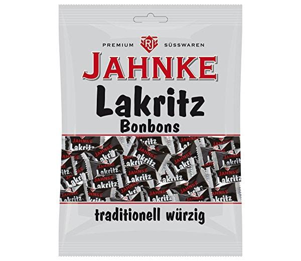 Jahnke Lakritz Bonbons