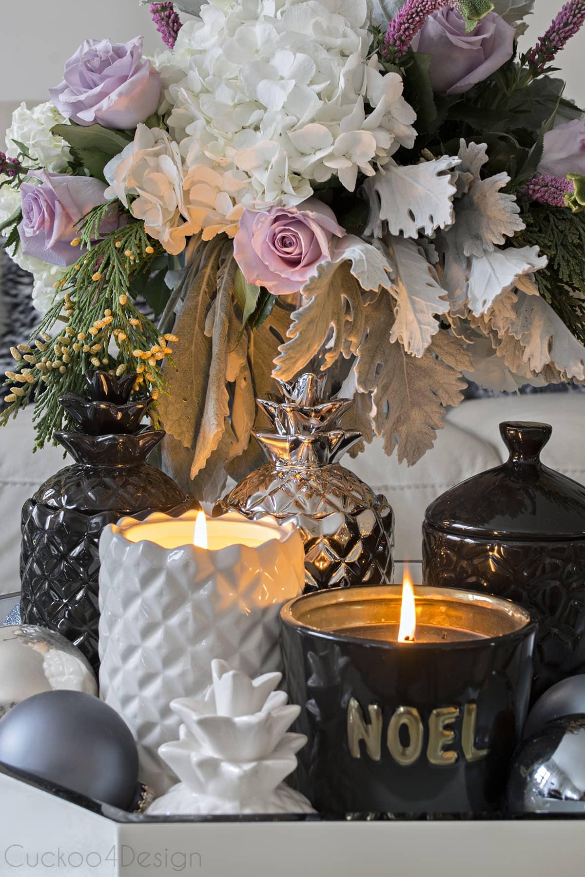 Elegant Thompson Ferrier candles