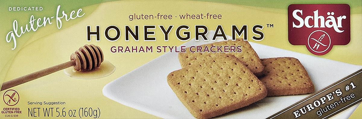 Schar Gluten free honeygrams pie crust