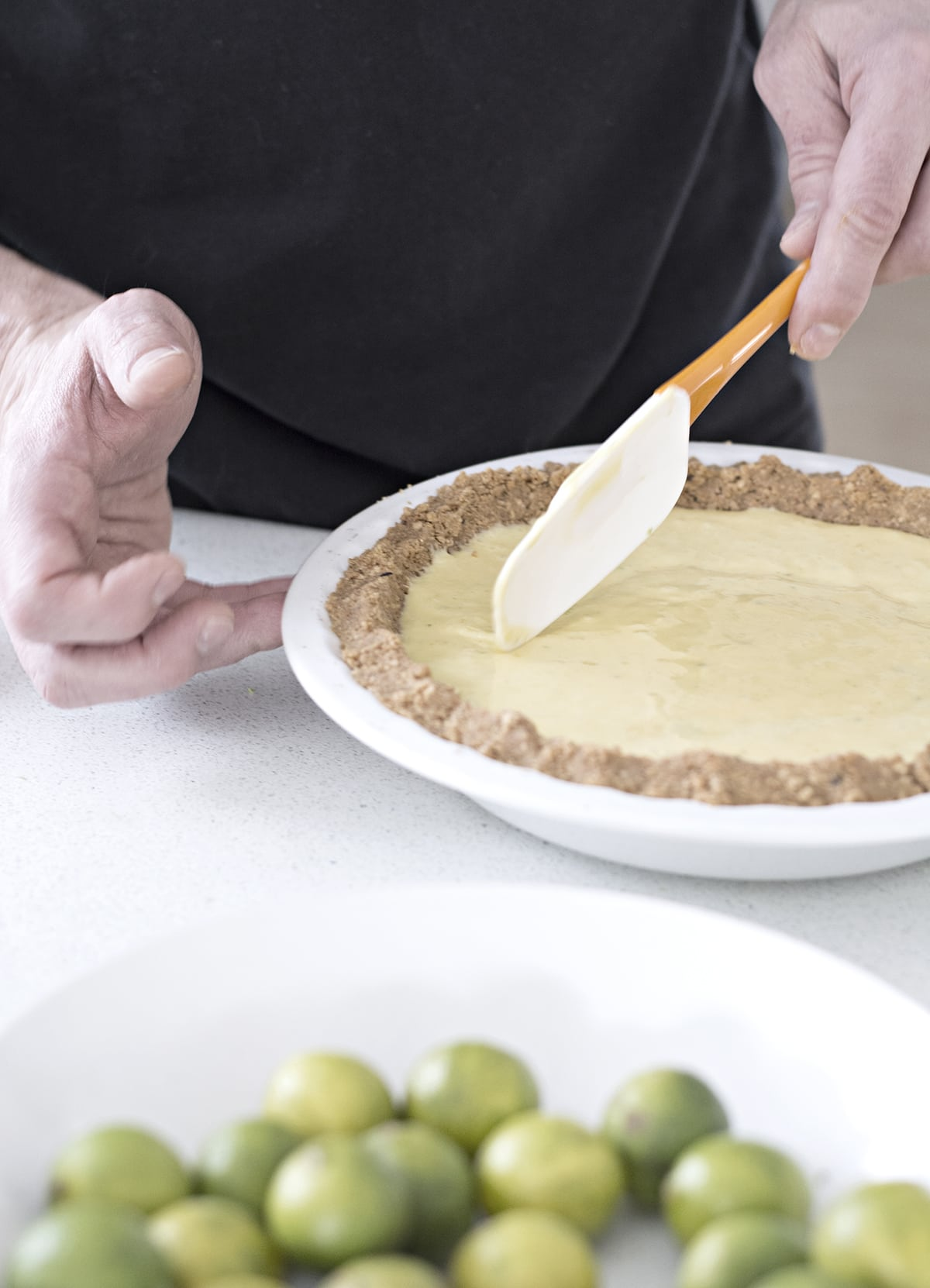 how to prepare gluten free key lime pie