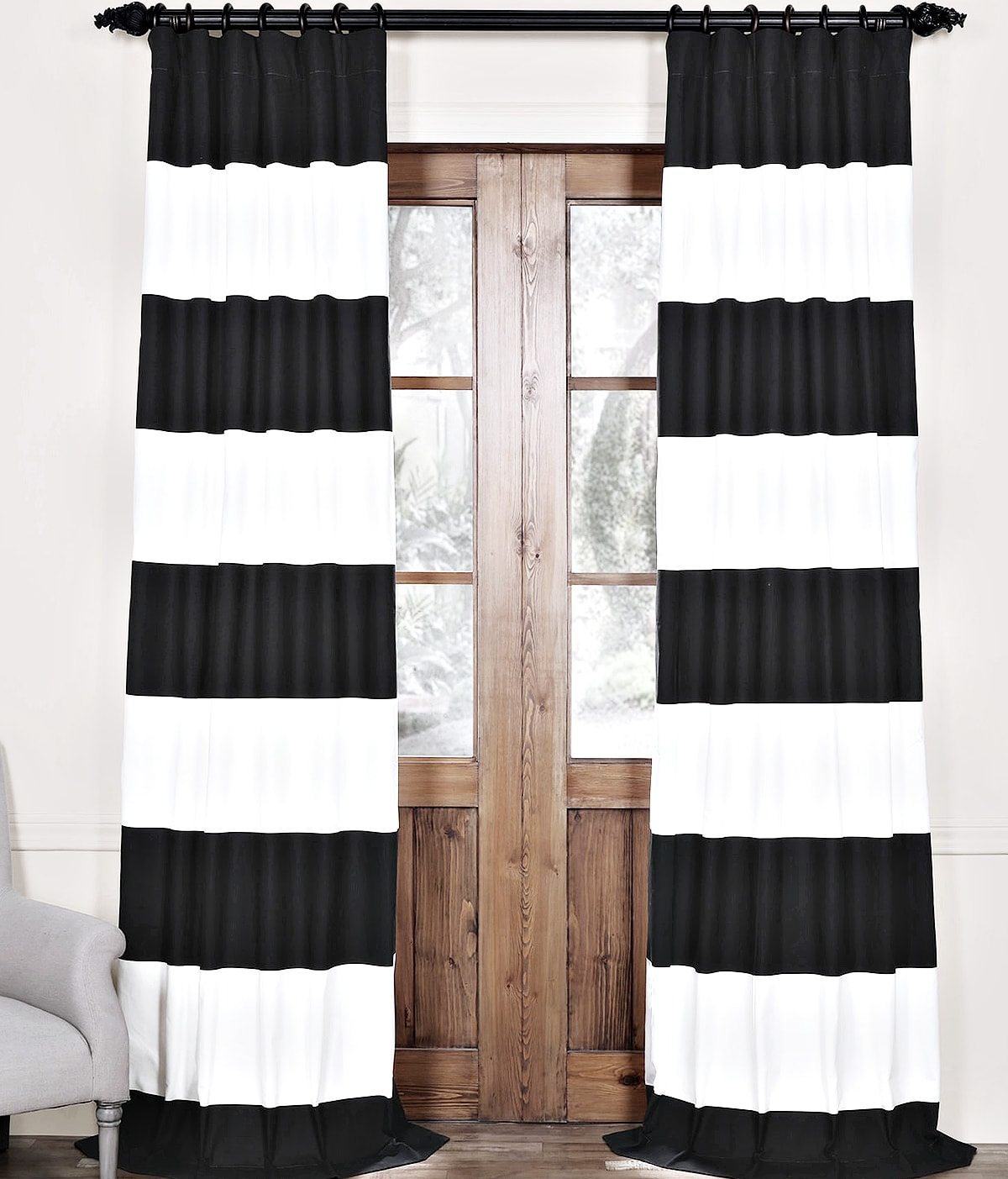 Where to buy horizontal striped curtains buy john lewis for Where to buy curtains online
