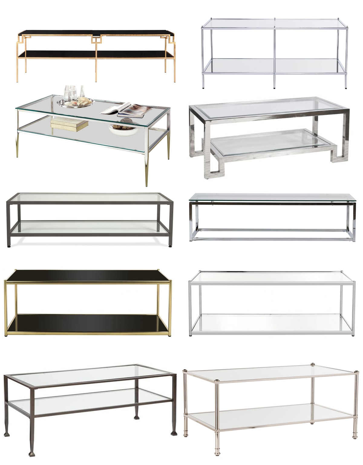 Friday Favorites: My double tier coffee table
