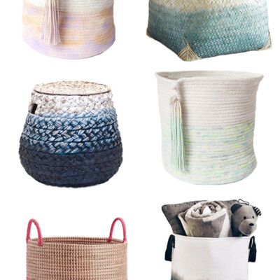 Friday Favorites: Ombre Storage Baskets