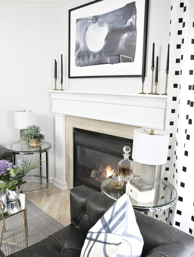 More fireplace sources and details