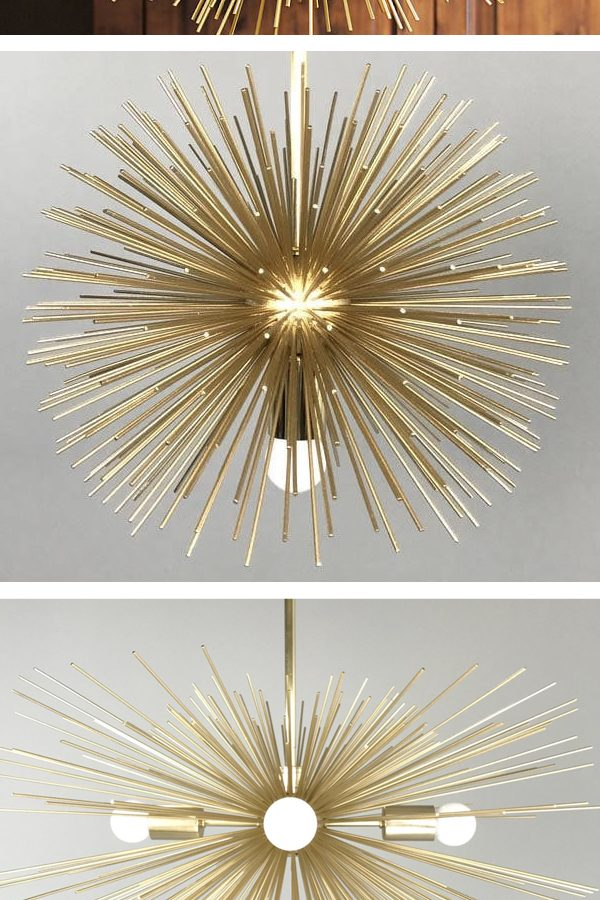 Friday Favorites: urchin light fixtures